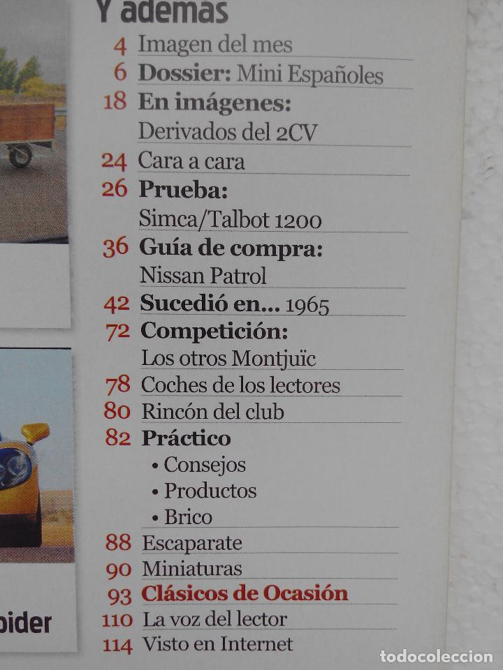 Coches: CLASICOS POPULARES Nº 7 -FOTO SUMARIO-ESCORT RS COSWORTH VS FOCUS ST - RENAULT 4/4 - SIMCA 1200 - Foto 3 - 253437420