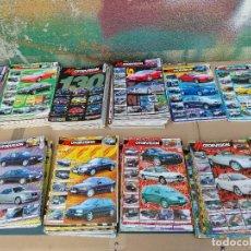 Coches: LOTE 83 REVISTAS DE AUTOMOVILES MOTORVISION AÑOS 1997 A 2010 CONSULTE NUMEROS. Lote 253471335
