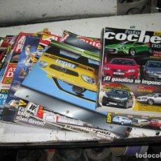 Coches: 19 REVISTAS DE COCHES DE TODO TIPO.. Lote 253691720