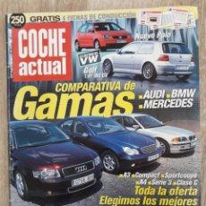 Coches: REVISTA COCHE ACTUAL-N°696-AÑO 2001. Lote 254830425