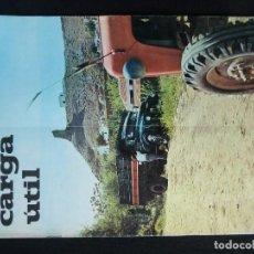 Coches: ANTIGUA REVISTA-CARGA UTIL-Nº14 (1968)-EDITADA POR S.A.V.A. Lote 255658895