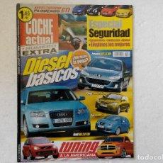 Coches: COCHE ACTUAL Nº 866 AÑO 2004-MINI COOPER S-PEUGEOT 206 RC -CLIO SPORT - IBIZA FR. Lote 256044330