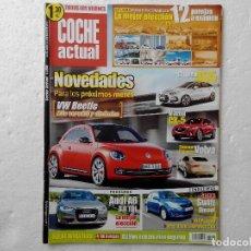 Coches: COCHE ACTUAL Nº 1190 AÑO 2011 FOTO SUMARIO-AUDI A6 3.0 TDI 204 CV. Lote 256071770