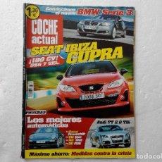 Coches: COCHE ACTUAL Nº 1064 AÑO 2008-BMW M3 DKG-FOCUL SSEDAN 2.0 TDCI-AUDI TT COUPE TDI QUATTRO. Lote 256074030