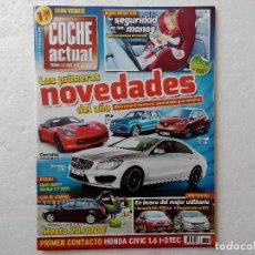 Coches: COCHE ACTUAL Nº 1271 AÑO 2013-ASTRA SEDAN 1.7 CDTI-PEUGEOT 208 VTI 82 - RENAULT CLIO TCE 0.9. Lote 256075180