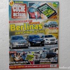 Coches: COCHE ACTUAL Nº 1269 AÑO 2013- FIAT 500L 1.3 MULTIJET-LATITUDE 2.0 DCI-CHEVROLET MALIBU 2.0 160 LTZ-. Lote 256075840