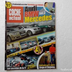 Coches: COCHE ACTUAL Nº 891 AÑO 2015- CHRYSLER GRAND VOYAGER 2.8 - VW TOURAN 2.0. Lote 257786875