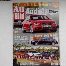Coches: AUTO BILD Nº 308 AÑO 2011-CHEVROLET CAMAO COUPE 6.2L-SUBARU TREZIA 1.4D-AUDI Q3 2.0 TDI-X1 DRIVE2.0D. Lote 257789810