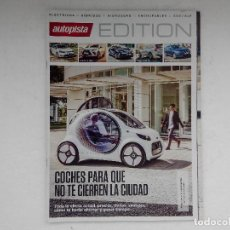 Coches: REVISTA AUTOPISTA EDITION. Lote 257806265