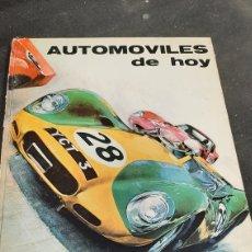 Coches: AUTOMOVILES DE HOY. Lote 258926420