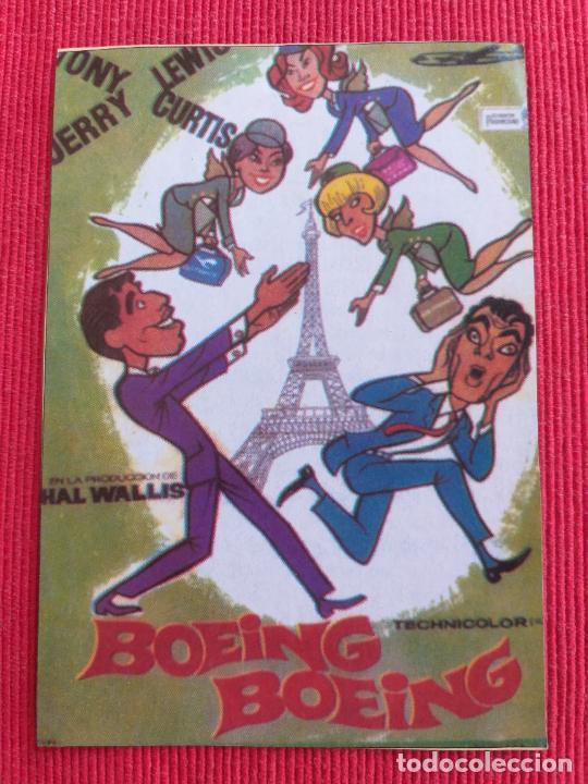 RECORTE DE REVISTA: BOEING BOEING JERRY LEWIS TONY CURTIS (Coches y Motocicletas Antiguas y Clásicas - Revistas de Coches)