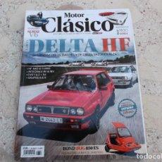 Coches: MOTOR CLASICO Nº 358, LANCIA DELTA HF, ALPINE V6, BOND BUG 850 ES, SEAT 1400 SERRA, TOYOTA RX7. Lote 261197685