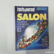 Coches: REVISTA AUTOMÓVIL - L'AUTO-JOURNAL - Nº 14/15 1982 - SALON 83 : TODOS LOS COCHES DEL MUNDO 1983. Lote 262861245