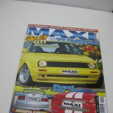 Coches: MAXI TUNING Nº 20. CON POSTER. Lote 269416773