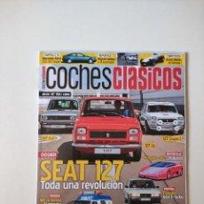 Carros: COCHES CLASICOS Nº 194 - SEAT 127 IMESA RONDA PROGETTO PEUGEOT 604 NISSAN 200 SX MERCEDES CLK 320. Lote 269848108