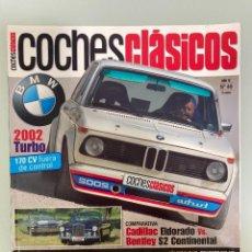 Carros: COCHES CLÁSICOS 40, BMW 2002 TURBO, GP F1 EUROPA 1956, SEAT 131, BENTLEY S2 CONTINENTAL PARK WARD 62. Lote 271925353