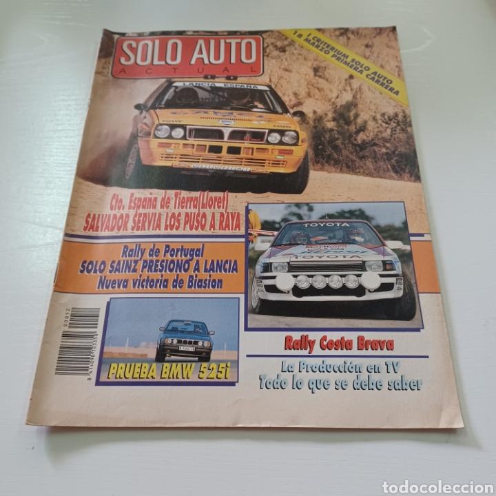 Coches: SOLO AUTO ACTUAL N° 52 RALLY COSTA BRAVA - CAMPEONATO ESPAÑA TIERRA ( LLORET ) - Foto 6 - 277035888