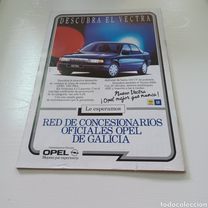 Coches: CRONO MOTOR AÑO 1990 RALLY PORTUGAL - CAMPEONATO ESPAÑA TIERRA ... - Foto 5 - 277038023