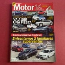 Coches: MOTOR 16 Nº 1610 AÑO 2014 - IMPECABLE ESTADO. Lote 283899968