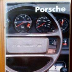 """Coches: PORSCHE - 6 FOTOS """"GIGANTES"""". Lote 286619008"""