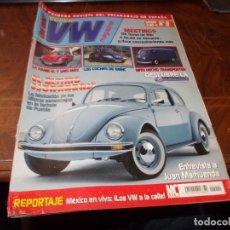 Coches: SUPER VW Nº 9 LA PRIMERA REVISTA DEL ESCARABAJO EN ESPAÑA. Lote 287768673