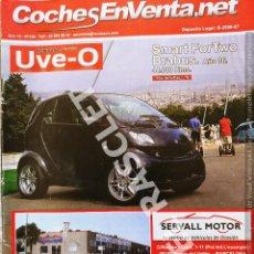 Coches: ANTIGÜA REVISTA - COCHES EN VENTA.NET - NUMERO 169. Lote 288066008
