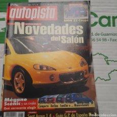 Coches: REVISTA AUTOPISTA N. 1975 DE 1997 AUTOMOVIL. Lote 289863958