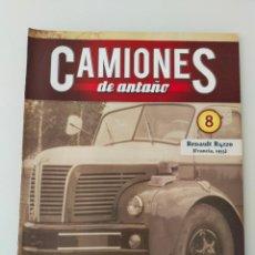 Auto: FASCÍCULO 8 RENAULT R4220 1955 CAMIONES DE ANTAÑO ALTAYA NUEVO. Lote 295615763