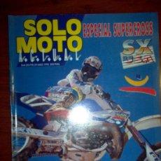 Coches y Motocicletas: REVISTA SOLO MOTO ACTUAL - JULIO 1992 - Nº 844 . Lote 4446878