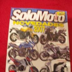 Coches y Motocicletas: SOLOMOTO30 Nº 285 (10-06). Lote 6129777