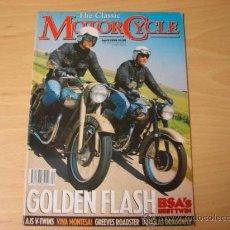 Coches y Motocicletas: REVISTA MOTORCYCLE CLASSICS APRIL 1995 EN INGLES. Lote 7973798