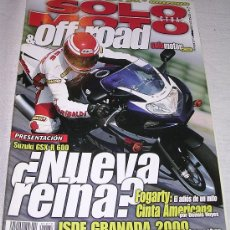 Coches y Motocicletas: SOLO MOTO ACTUAL & OFF ROAD Nº 1272 (23/10/2000). . Lote 20148724
