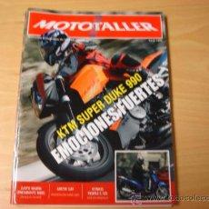 Coches y Motocicletas: REVISTA MOTO TALLER MAYO 2005. Lote 81866096