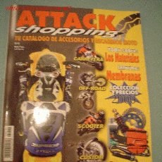 Coches y Motocicletas: ATTACK SHOPPING Nº 2 (2000). Lote 2418546