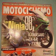 Coches y Motocicletas: MOTOCICLISMO Nº 1542 (09-97). Lote 3577688