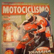 Coches y Motocicletas: MOTOCICLISMO Nº 1603 (11-98). Lote 3577697