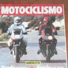 Coches y Motocicletas: MOTOCICLISMO Nº 841 - FEBRERO 1984. Lote 15856232