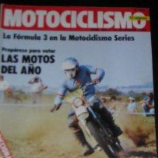 Coches y Motocicletas: MOTOCICLISMO Nº 685 - DICIEMBRE 1980 - YAMAHA TR1 / SITO PONS. Lote 9820790