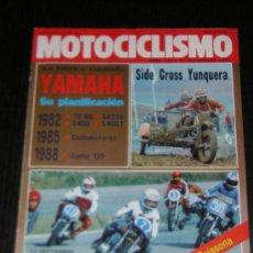 Coches y Motocicletas - MOTOCICLISMO Nº 719 - SEP 1981 - DUCATI PANTAH 500 / YAMAHA XJ 550 / SUZUKI GS 550 / HONDA CX 500 - 10081059