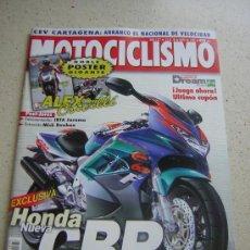 Coches y Motocicletas: MOTOCICLISMO Nº 1577 - MAY 1998 - HONDA CBR 400 RR - 600 RR / DUCATI 900 SS / SUPERBIKES / GP JERES. Lote 10319380
