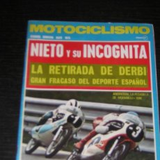 Coches y Motocicletas: MOTOCICLISMO 2ª QUINCENA MAY 1973 - GP AUSTRIA / TRIAL / MOTO CROSS / KARTING. Lote 10939438