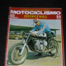 Coches y Motocicletas: MOTOCICLISMO 1ª QUINCENA SEP 1972 - FORMULA 750 / MOTO CROSS HUESCA / TRIAL LLINAS / JATIVA. Lote 16969714
