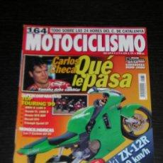 Coches y Motocicletas: MOTOCICLISMO Nº 1638 - JUL 1999 - BMW R 1100 S / DUCATI ST4 / HONDA VFR 800 / SUZUKI TL 1000 S . Lote 11586041