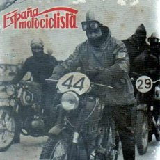 Coches y Motocicletas: REVISTA ESPAÑA MOTOCILISTA Nº 79. Lote 13805767