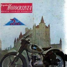 Coches y Motocicletas: REVISTA ESPAÑA MOTOCILISTA Nº 53. Lote 13805910
