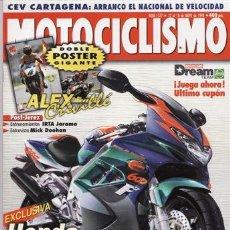 Coches y Motocicletas: REVISTA MOTOCICLISMO Nº 1577 AÑO 1998. PRUEBA: HONDA CBR 400 RR. TOMA DE CONTACTO: DUCATI 900 SS.. Lote 20878318