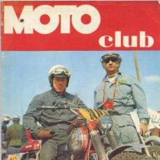 Coches y Motocicletas: MOTO CLUB - REAL MOTO CLUB DE CATALUÑA, AÑO 1973. Lote 23652333