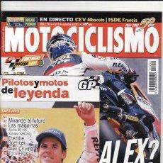 Coches y Motocicletas: REVISTA MOTOCICLISMO Nº 1750 AÑO 2001. PRU: BMW F 650 RALLYE. COMP: HONDA CBR 1100 XX, BMW 1200 RS. Lote 22402642