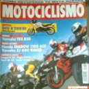 Coches y Motocicletas: REVISTA MOTOCICLISMO Nº1412-BMW K 1100 RS TELELEVER-HONDA SHADOW 1100 ACE. Lote 27413854