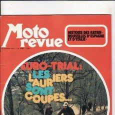 Coches y Motocicletas: REVISTA MOTO REVUE Nº 2098 AÑO 1972. . Lote 22809984